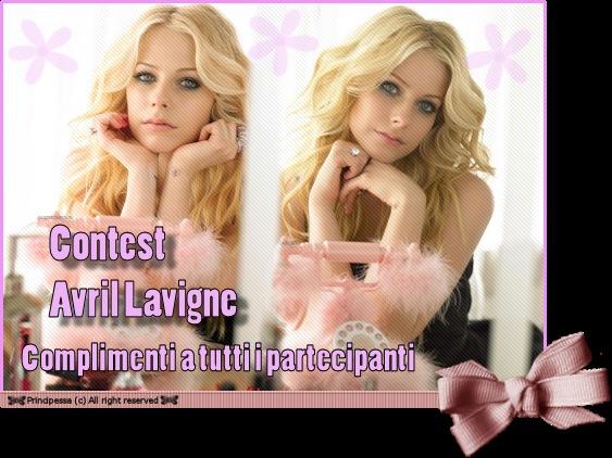 consol. Avril Lavigne